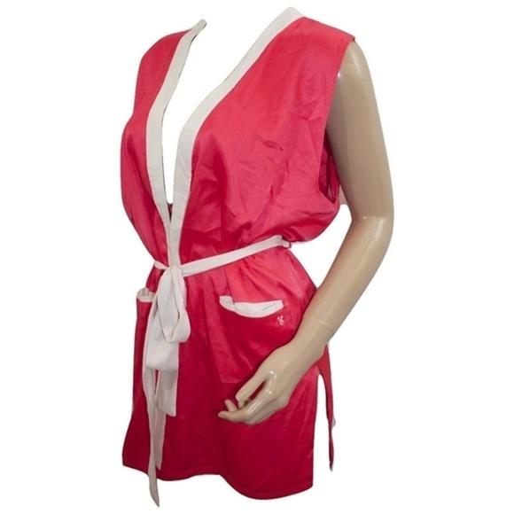 Victoria's Secret Other - Victoria's Secret Kimono Robe Short Sleeve